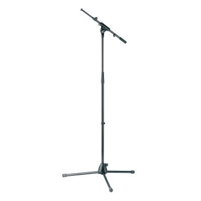 K&M 27195 Black Mikrofona statīvs
