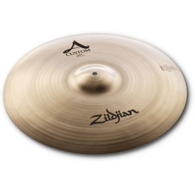 """Zildjian 20"""" A Custom RIDE šķīvis"""