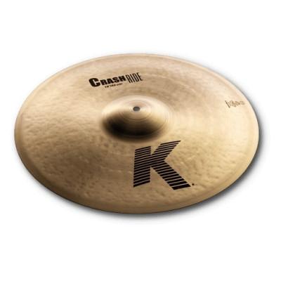 """Zildjian 18"""" K CRASH RIDE šķīvis"""
